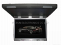 22 inch Roof Mount Flip Down TFT LCD