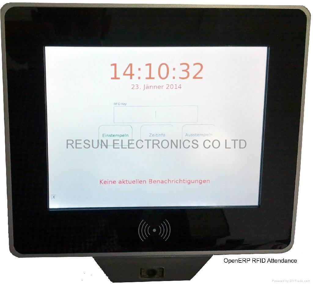panel pc scanner