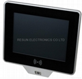 Industrial Touch Panel PC built-in Barcode scanner and RFID reader