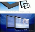 55 inch IR Touch Screen All-in-One Panel PC with TV function