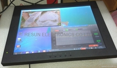 15 inch Sunlight Readable Fanless Touch Panel PC