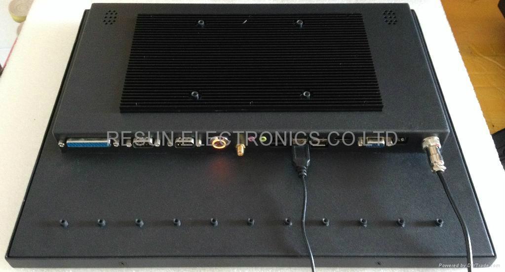 Fanless Panel PC