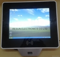 Industrial Touch Panel PC built-in Barcode scanner and RFID reader 4