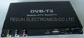 Car DVB-T2 Receiver