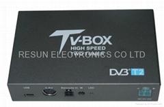 Car DVB-T2 Digital TV Tuner