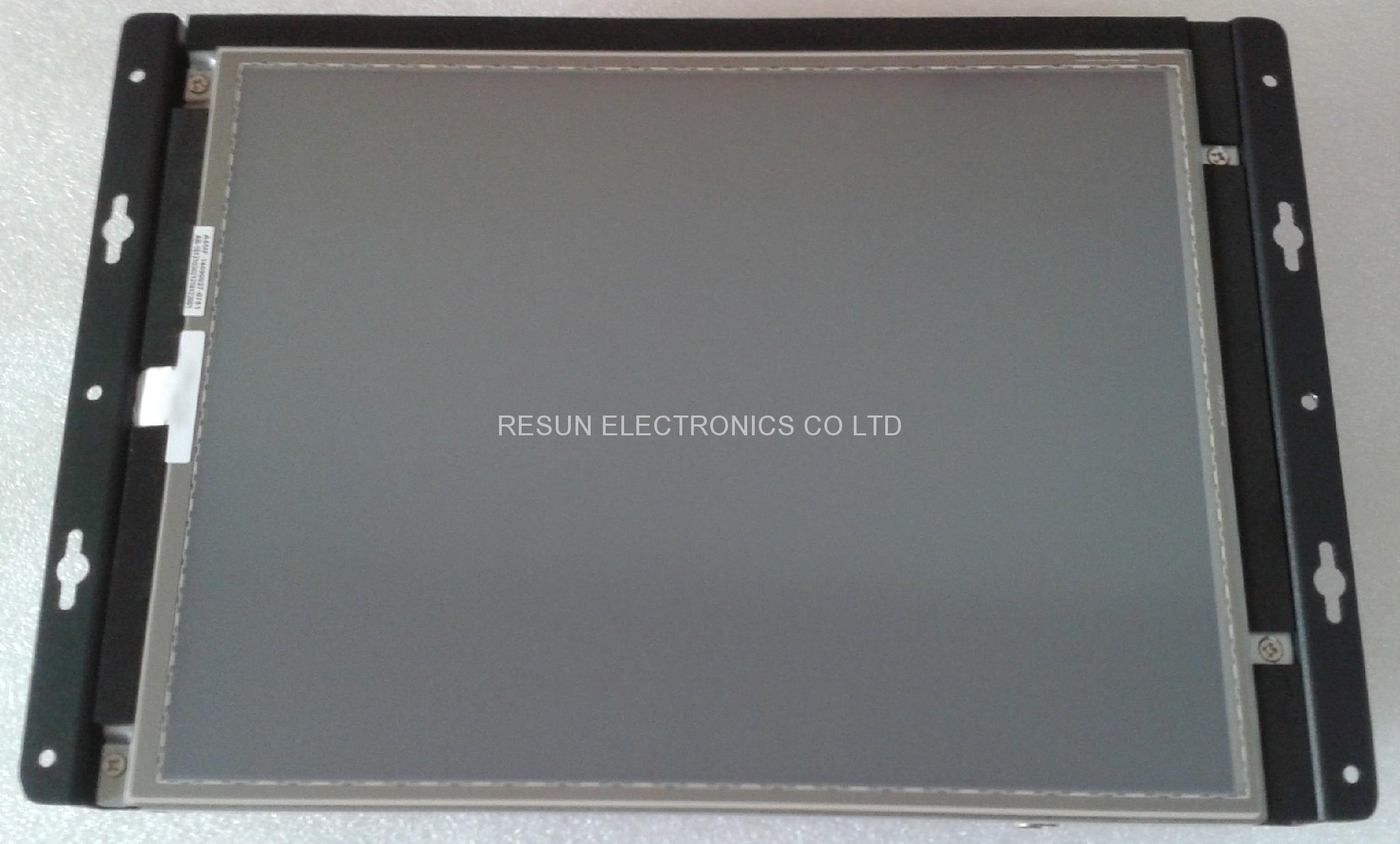"""12.1"""" Open Frame Fanless Industrial Touch Screen Panel PC 5"""