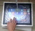 "15"" IP67 Industrial Flat Touch Screen"