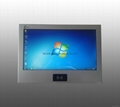 "Touch Panel PC 18.5"" Multi-touch display with RFID reader"