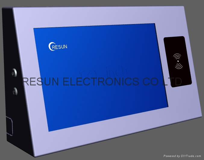 Touch Screen RFID Access Control Terminal