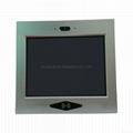 "15""  RFID Panel PC Access Control"