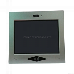 "15""  RFID Panel PC Access Control Terminal"