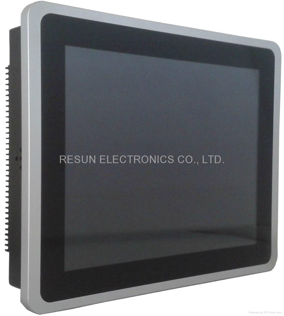 Access control panel pc