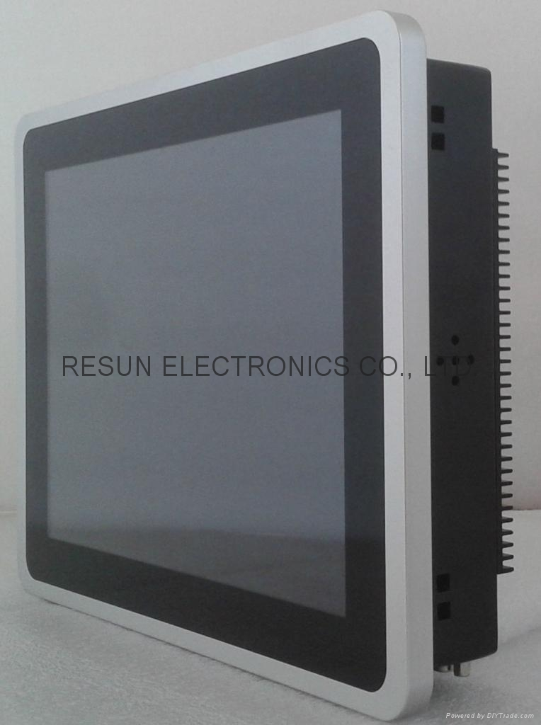 Industrial Flat Panel Mount  Panel PC 5