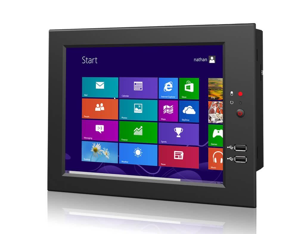 10.4 inch Industrial Touch Computer 1