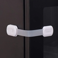Child Safety Locks for Cabinets, Drawers, Appliances, Toilet Seat and Fridge