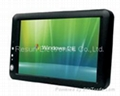7 inch Standalone Notebook PC - Touch Screen - OS WinCE 5.0 - GPS - Wi-Fi