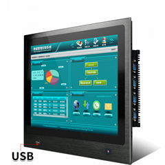 15 inch Industrial Touch Screen Panel PC