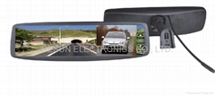 4.3 inch Car Rearview Mi