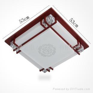 LED羊皮燈   3