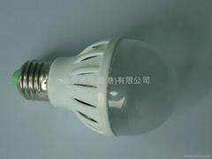 3瓦LED灯泡