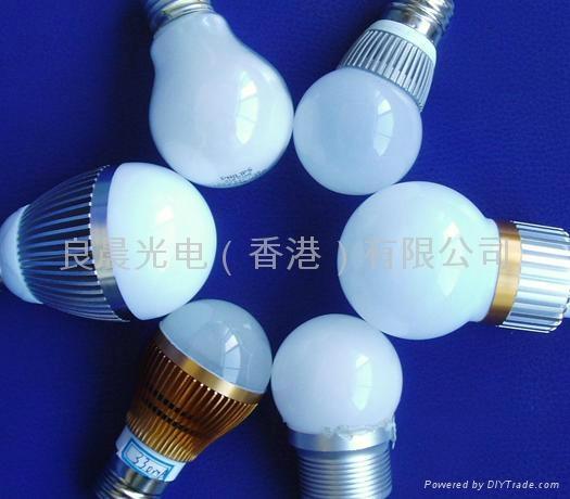 LED球泡灯  3