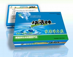 家用净水活性炭(家庭净化水的理想产品)