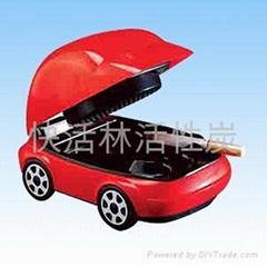 活性炭除臭烟灰缸(汽车型)