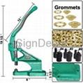 WELDON GROMMET MACHINE PRESS 1