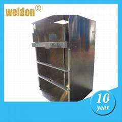 WELDON- Fabricate sheet metal box for