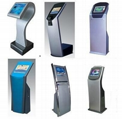 WELDON Powder-Coated Steel Kiosks