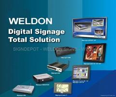 WELCAST Digital Signage Players