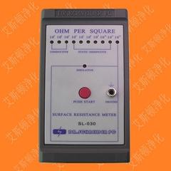 SL-030表面電阻測量儀DR.SCHNEIDER PC 數量-030BSL-030R