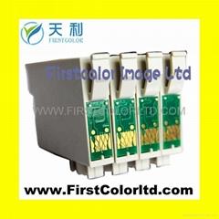爱普生兼容墨盒ICBK61 ICC62-ICY62墨盒芯片
