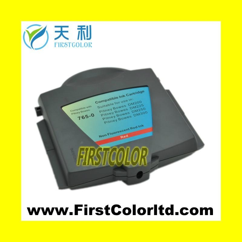 《郵資機墨盒》兼容美國必能寶墨盒DM300(765-0)  1
