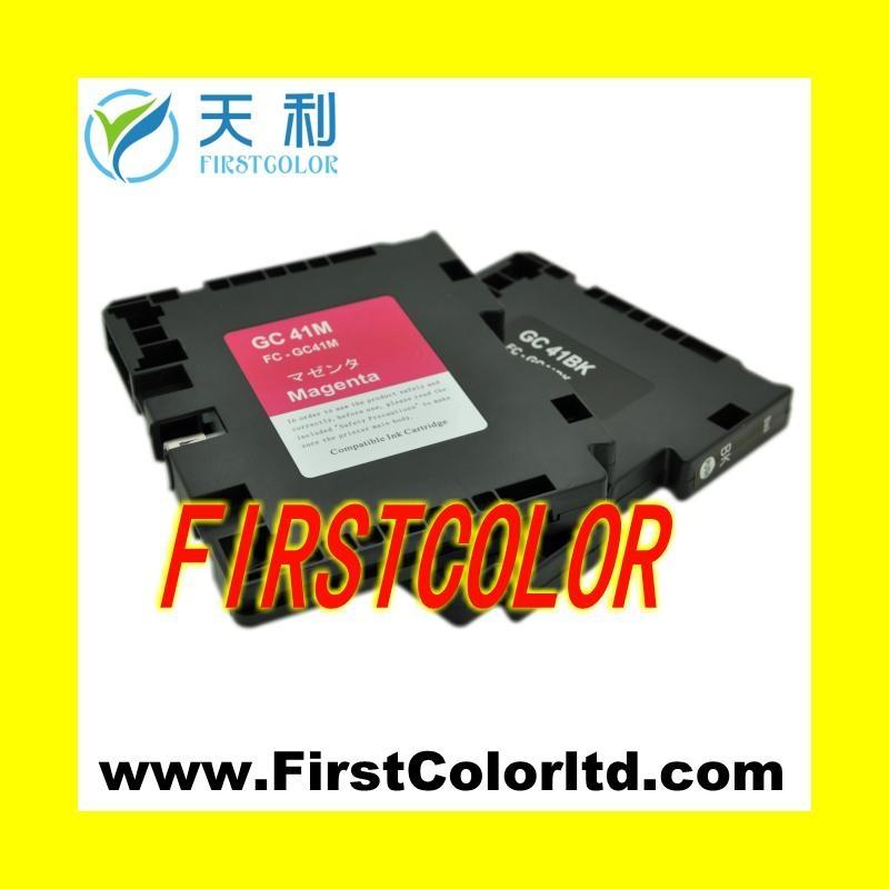 兼容理光墨盒Ricoh ink GC21/GC31墨盒墨水 GC21H GC31H 3