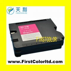 兼容理光墨盒Ricoh ink GC31墨盒墨水GC31H,GC31XL