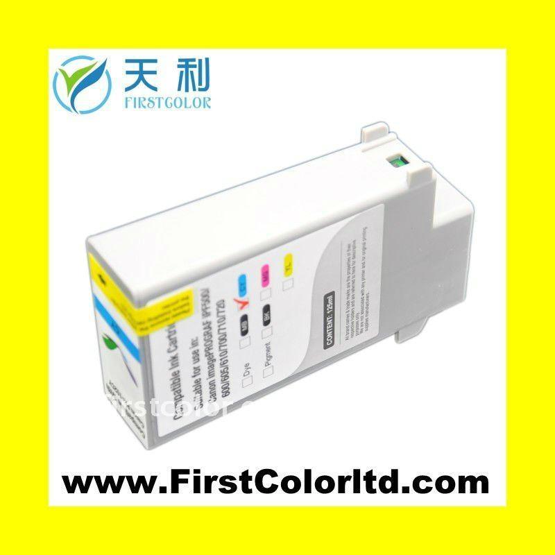 佳能PFI-102/101/103系列宽幅写真机墨盒 1