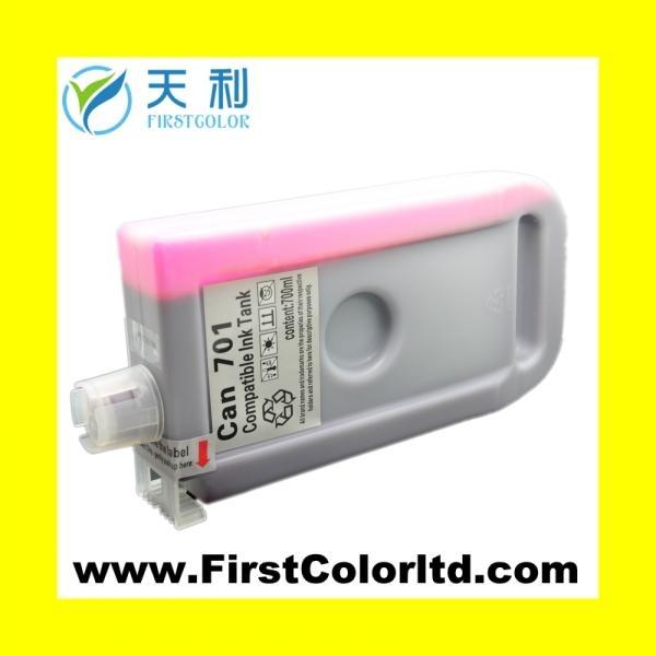 佳能PFI-701/704系列宽幅写真机墨盒 1