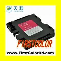 理光墨盒 Ricoh ink GC41 GC-41 兼容理光墨盒 sg3110DNW Pigment ink