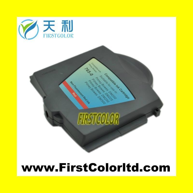 《郵資機墨盒》兼容美國必能寶墨盒DM300(765-0)  2
