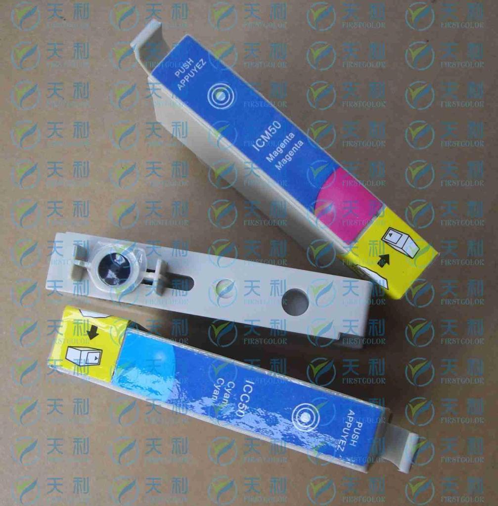 IC6CL50/ICBK50系列愛普生兼容墨盒 2