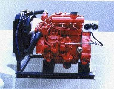 FIRE FIGHTING PUMP 's Engine