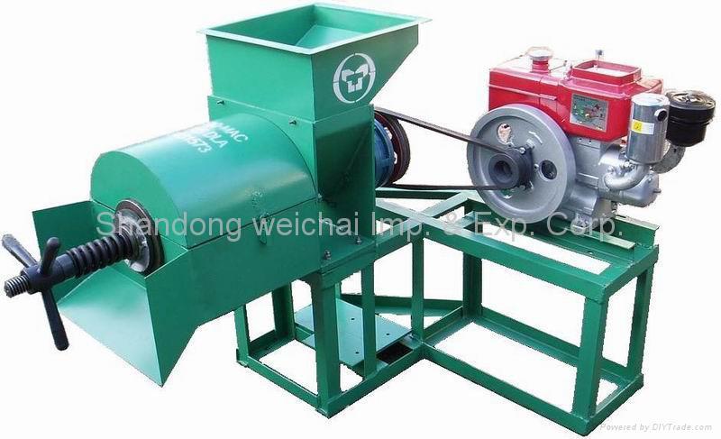 Palm oil press hh 1 wanlong china manufacturer for Food bar press machine