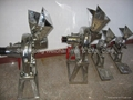 Stainless Steel Disk Mill 2