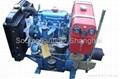 295,2100 Diesel engine
