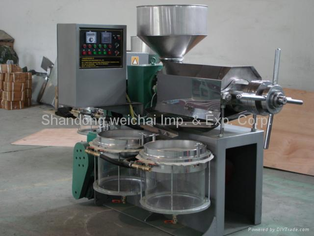 COMBINED OIL PRESS 1