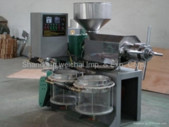 COMBINED OIL PRESS