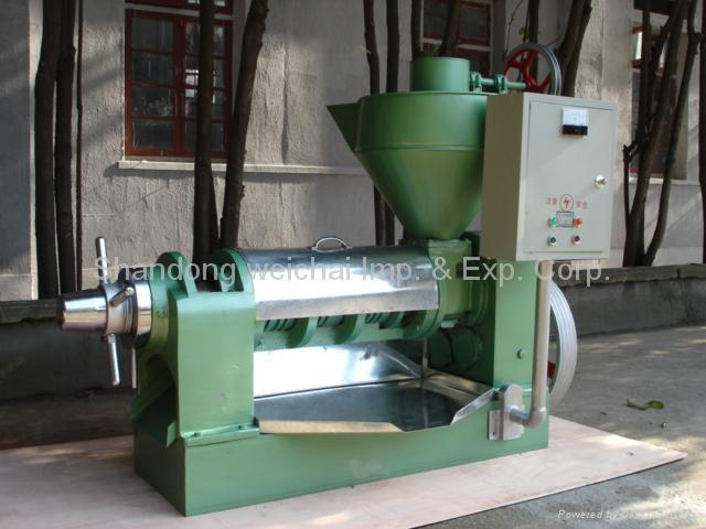Bio Oil press /Oil mill 1