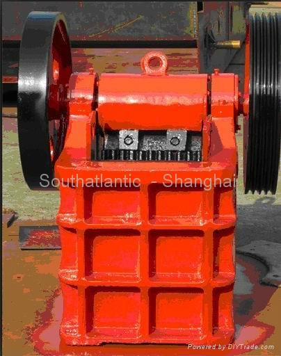 Mini Jaw Crusher 1