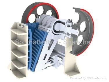 Mini Jaw Crusher 2